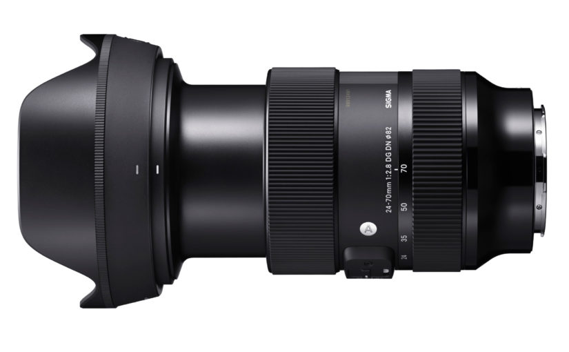 Sigma 24-70mm f/2.8 DG DN Art Lens Announced !